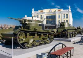 Музей «Боевая слава Урала» получил миллион за вклад в развитие туризма