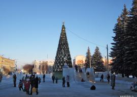 В Челябинской области ребенок заминировал ледовый городок