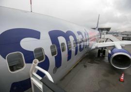 Smartavia задержала рейс Санкт-Петербург – Челябинск на 7,5 часа