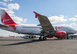В Кольцово на 15 часов задержан самолет из Екатеринбурга в Турцию