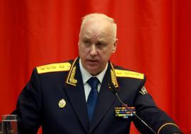 Бастрыкин отстранил от работы начальников СУ СКР по ХМАО и Четвертого управления