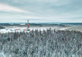 Сбербанк профинансирует строительство буровых для «Газпром нефти» в ЯНАО