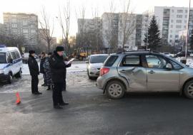 В Свердловской области пьяный подросток на «Волге» снес 9 автомобилей