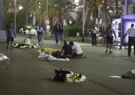 Число жертв теракта в Ницце увеличилось до 84 человек