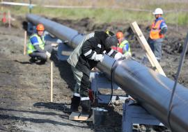 «Дочка» «Газпрома» отремонтирует стратегический объект в Екатеринбурге