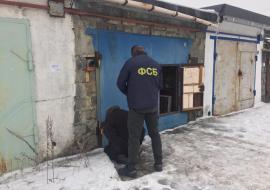 ФСБ вскрыла канал поставок оружия в Нижнем Тагиле