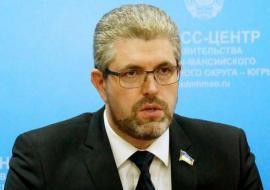 Мэр Нефтеюганска Сергей Дегтярев