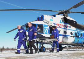 Авиакомпания «Ямал» получит 89 миллионов за транспортировку медиков в тундру