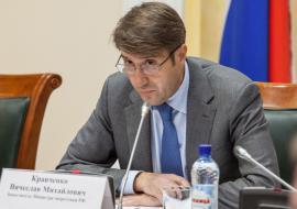 Бывший замминистра энергетики Вячеслав Кравченко