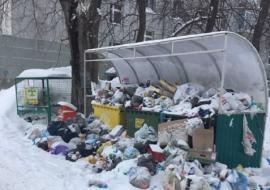 В Кургане инспекция понудила регоператора «Чистый город» вывезти отходы