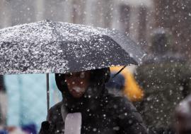 МЧС предупредило о шторме с дождем и снегом в Челябинской области