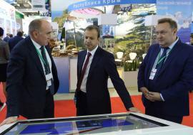 Дубровский представил 3 инвестпроекта в Минсельхозе РФ