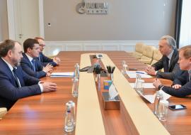 Глава «Газпром нефти» назвал приоритетные проекты в ЯНАО