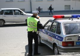 На трассе Тюмень – Ханты-Мансийск устроили погоню со стрельбой за водителем-наркоманом