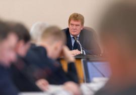 Глава Челябинска Владимир Елистратов