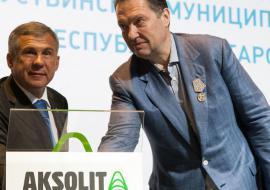 Забарский получил от  «Тюменьстальмоста» требования на 3,8 миллиарда