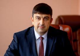 Новый глава Златоуста Максим Пекарский