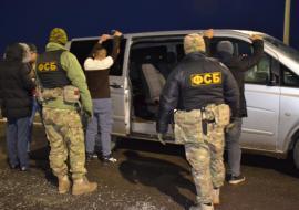 ФСБ задержала в Челябинской области членов этнической ОПГ