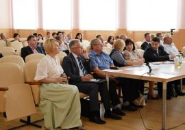 Думе Сысерти представят трех кандидатов на пост главы