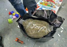 Челябинская таможня достала из игрушек наркотики на 40 миллионов