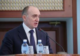 Дубровский отказался оценивать ситуацию вокруг «Томинского ГОКа»