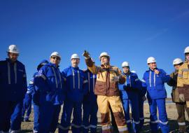 Технологии «Газпромнефть-Хантоса» заинтересовали иранских нефтяников