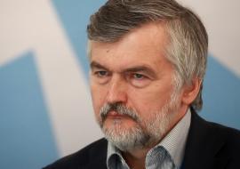 Замглавы правления Внешэкономбанка Андрей Клепач