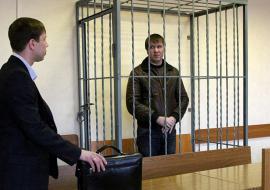 Курганского застройщика Богомолова оставили под стражей на 2 месяца