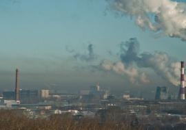 На Южном Урале установился смог