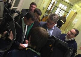 Депутат привел проверку ГКБ №23 Екатеринбурга