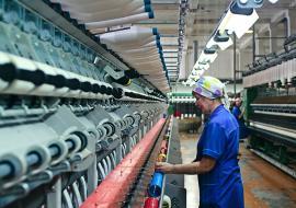 Дубровский поручил искать инвесторов для легкой промышленности