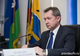 Мэр Сургута Дмитрий Попов подал в отставку