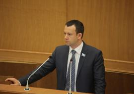 Свердловский депутат проверил отремонтированные на средства облбюджета дороги в Екатеринбурге