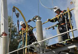 Выручка «Россетей» от продажи электроэнергии снизилась на 35,4%