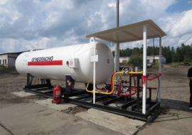 В Зауралье построят 4 газозаправки до 2020 года