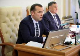 Шумков пообещал модернизировать сети водоснабжения Кургана за 5 лет