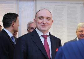 Дубровский выделил Магнитогорску 250 миллионов на дороги