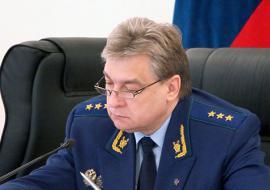 Замгенпрокурора Пономарев заводит силовиков на строительный рынок Тюмени