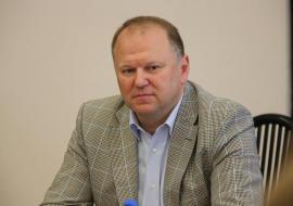 Полпред президента в УрФО Николай Цуканов