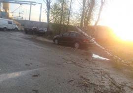 Ураган в Екатеринбурге лишил электричества несколько районов