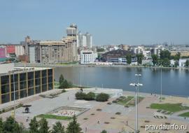 Екатеринбургу пообещали дождливую неделю