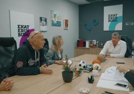Федерация университетского спорта проверила Екатеринбург перед Универсиадой-2023
