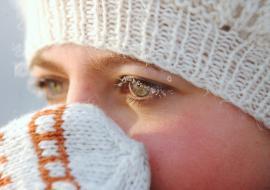 МЧС заявило о падении температуры до –34 градусов в Челябинской области