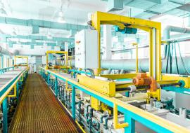 Прибыль «Уральского приборостроительного завода» упала в 2 раза