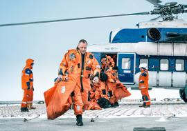 «Газпром нефть» создала более 100 буферных терминалов для изоляции и тестирования вахтовиков на COVID-19