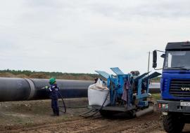 «Газпром трансгаз Екатеринбург» приступил к капремонту газопровода Карталы – Магнитогорск