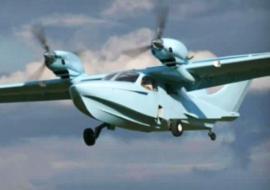 В Тюменской области разбился самолет-амфибия