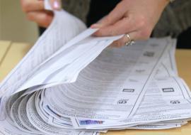 ЦИК озвучил предварительные итоги выборов в Заксобрание Челябинской области