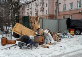В Свердловской области ликвидируют дефицит мусорных контейнеров в 2020 году