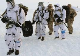Петерман подключился к разработке экипировки для военных в Арктике